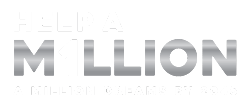 Help a Million Dreams by 2045